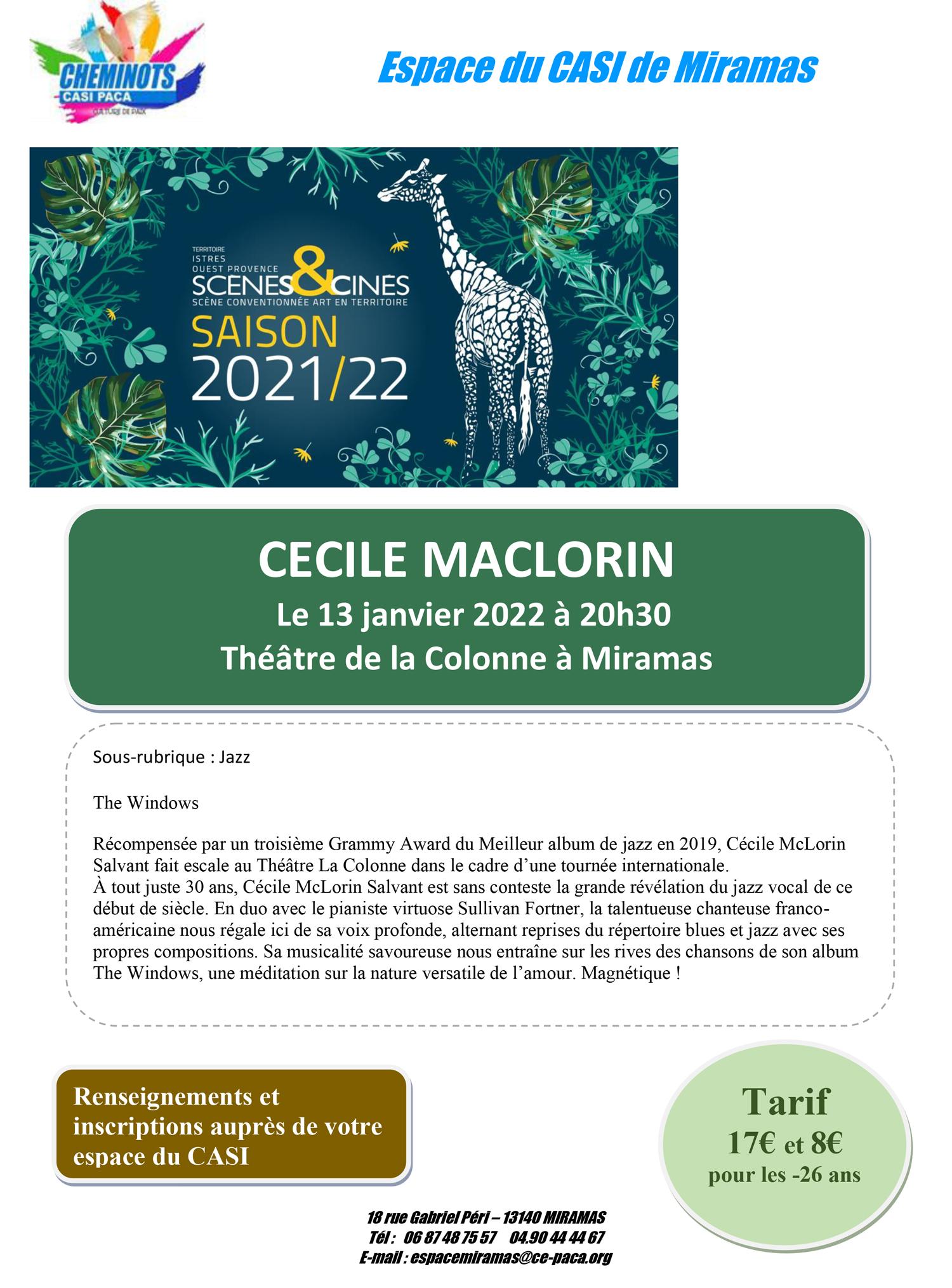 Cécile-MacLorin